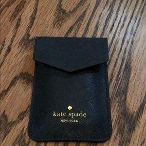 Kate Spade Envelope Phone Sticker